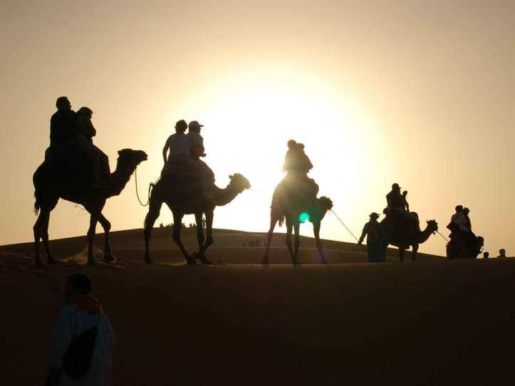 2 Days 1 Night Marrakech desert Trip